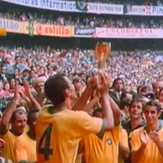Pause, rewind, play: When Brazil, in 1970, showed the world how football was meant to be played
