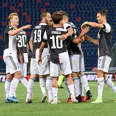 Serie A: Ronaldo, Dybala score as Juventus return to winning ways after Italian Cup disappointment