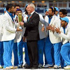 Pause, rewind, play: When India won Champions Trophy 2013 and Dhoni created history as captain