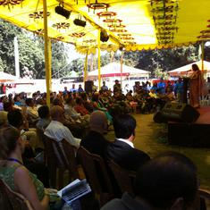 The absurdity of literary festivals (in the third world) in time of the pandemic and after