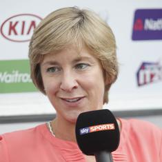 Former England captain Clare Connor to become first female president of MCC, will succeed Sangakkara