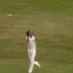 Pause, rewind, play: When Viv Richards hit the ball in the air in 1983 and Kapil Dev ran back