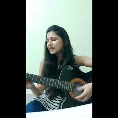 What does Nifty say to Dow Jones? Markets analyst Srishti Sharma's hilarious stock market song