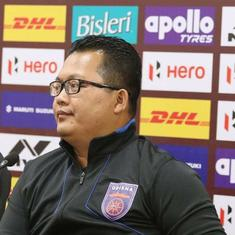 ISL: Odisha FC part ways with assistant coach Thangboi Singto after one season
