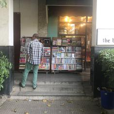Why my first visit to a book shop after the lockdown lifted did not turn out as I had expected