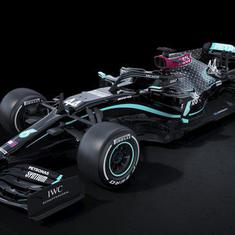 Formula One: Mercedes to change colour of cars in support of Black Lives Matter movement
