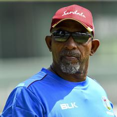 Cricket West Indies official calls for Simmons to be axed for attending funeral amid England tour