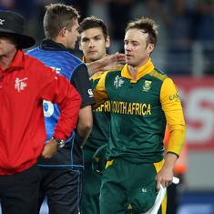 South Africa's loss in 2015 WC semis wore me down, played a huge role in retirement: AB de Villiers