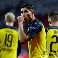 Football: Inter Milan sign full-back Achraf Hakimi from Real Madrid on five-year deal