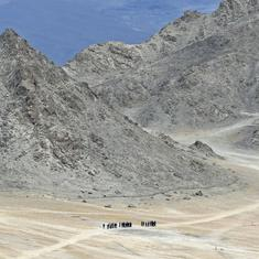 India 'totally responsible' for situation at LAC, says China