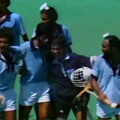 Pause, rewind, play: India's extraordinary comeback against West Germany in 1985 – a hockey classic
