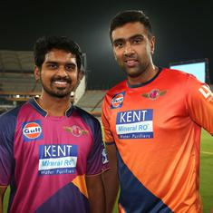 Watch: Spinner M Ashwin on getting picked in IPL auction, how R Ashwin pushes him and more