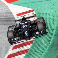 Austrian GP: Bottas pips Hamilton to pole position as Mercedes dominate lead-up to F1 season-opener