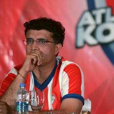 Sourav Ganguly to step down from ATK Mohun Bagan post to avoid conflict of interest: Report