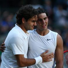 An all-time classic: How Federer and Nadal's 2008 Wimbledon final still stands the test of time