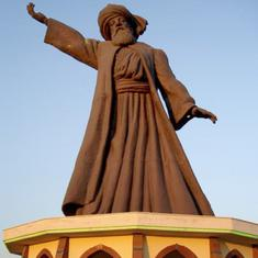 'Love transformed me from a swaggering slave: New translations of Rumi's poetry by Farrukh Dhondy