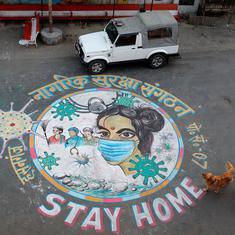 Coronavirus: Night curfew imposed in Lucknow, Kanpur, Prayagraj and Varanasi from today