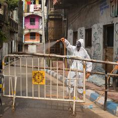 Top 10 Covid updates: West Bengal orders shutdown of shopping malls, cinema halls, restaurants