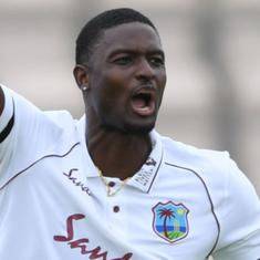 'I felt in my veins': WI captain Jason Holder thanks Michael Holding for message against racism