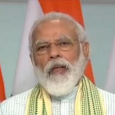 भारत दुनिया के लिए सौर ऊर्जा का सबसे आकर्षक बाजार है : नरेंद्र मोदी