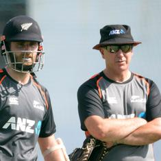 New Zealand coach Gary Stead rubbishes rumours he tried to remove Kane Williamson as Test captain