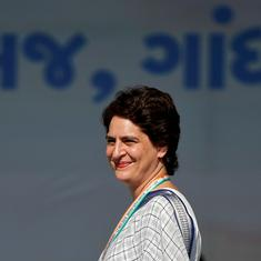Covid-19: Priyanka Gandhi self-isolates after Robert Vadra tests positive, cancels poll rallies