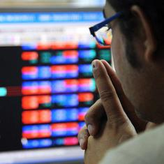 Sensex, Nifty plunge over 2% amid selloff in global equities, rupee continues to decline