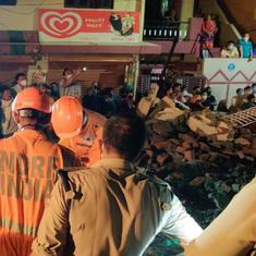 Uttarakhand: Four killed after building collapses  in Dehradun