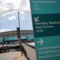 Football: England men's team scheduled to host  Wales in October at Wembley
