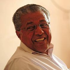 Does Pinarayi Vijayan's new cabinet in Kerala mark the overshadowing of the party by the leader?