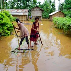Assam floods: Toll increases to 107, over 27 lakh people still affected