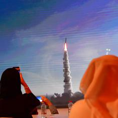 United Arab Emirates successfully launches its first mission to Mars