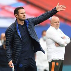 Premier League: Lampard says September 12 return would be too early for injury-plagued Chelsea