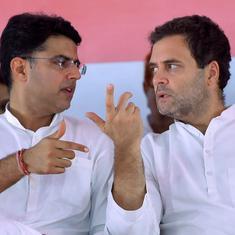 Rajasthan: 'Sad but not surprised,' says Sachin Pilot after Congress MLA accuses him of bribing him