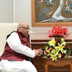 Madhya Pradesh Governor Lalji Tandon dies at 85