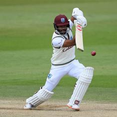 From Hope to Brathwaite: West Indies batting let down their bowlers again