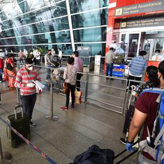 Delhi airport makes 7-day paid institutional quarantine compulsory for international fliers