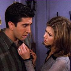 Watch: Were Ross and Rachel on a break? Actor David Schwimmer weighs in with his opinion