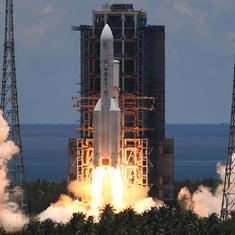 In the new space race to Mars, China is hellbent on beating India and others