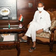 Rajasthan: Ashok Gehlot meets governor after alleging he is under pressure to not convene Assembly