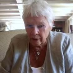 Watch: Judi Dench gives David Tennant and Michael Sheen tough advice in an episode of BBC's 'Staged'