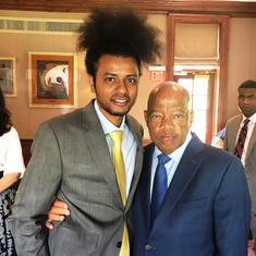'I invited him to visit Dalit India': Encounters with US Civil Rights icon John Lewis