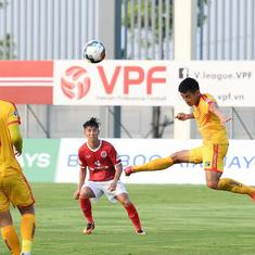 Coronavirus: As Vietnam reports new local cases after three months, domestic football suspended