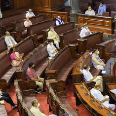Here's how India's Parliament could safely conduct its monsoon session amid the Covid-19 pandemic