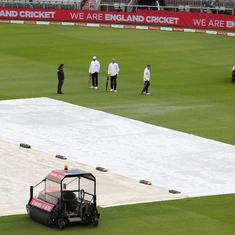 England vs West Indies, third Test: Hope for visitors to save series as rain washes out day four