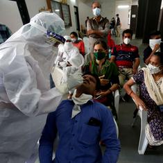 Coronavirus in India mainly driven by super-spreaders, led to 60% of new cases, shows study
