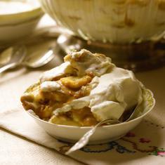 Banana-Caramel Pudding