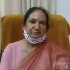 'Coronavirus will leave India as soon as Ram temple is built': BJP MP Jaskaur Meena