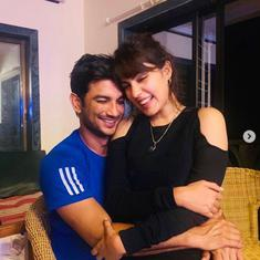 FIR against actor Rhea Chakraborty after Sushant Singh Rajput's father files complaint