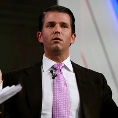 Coronavirus: Twitter limits Donald Trump Jr's account for posting false information on HCQ